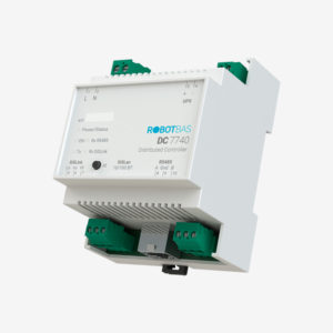 Controlador distribuido marca Robotbas modelo DC7740