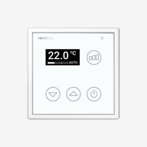 Display de climatización marca Robotbas modelo FD7555 JLS W
