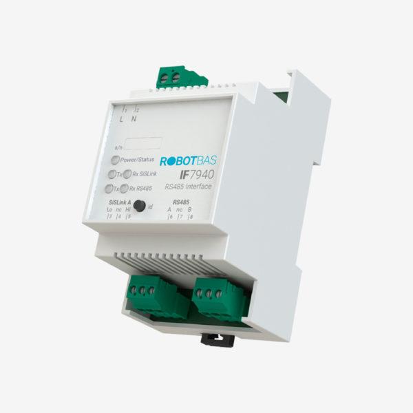 Interfaz de comunicación marca Robotbas modelo IF7940