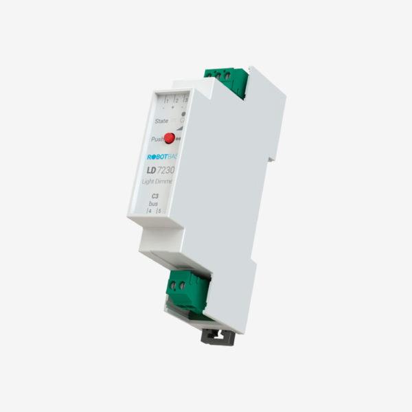 Dispositivo de alumbrado dimmerizable marca Robotbas modelo LD7230 IS