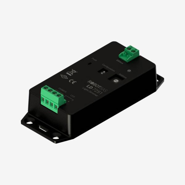 Dispositivo de alumbrado dimmerizable marca Robotbas modelo LD7251 NR