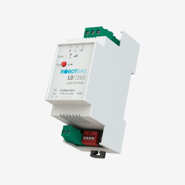 Dispositivo de alumbrado dimmerizable marca Robotbas modelo LD7260/120