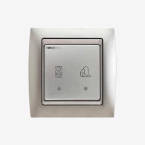 Indicador de servicio de habitaciones de 2 funciones marca Robotbas modelo SD7330e S82 A