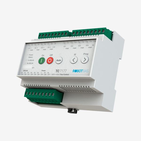 Tiny Control marca Robotbas modelo TC7177