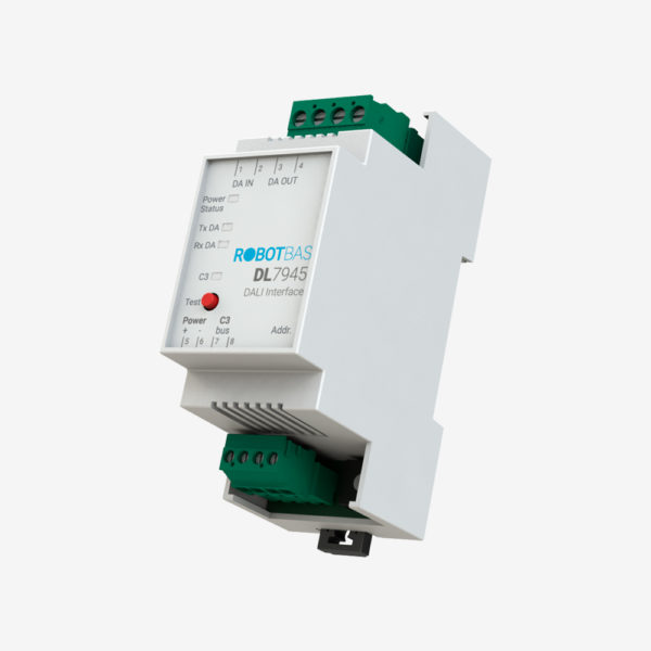 Interfaz de comunicación marca Robotbas modelo DL7945