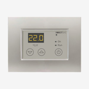 Display de climatización marca Robotbas modelo FD7520 LT