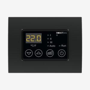Display de climatización marca Robotbas modelo FD7525 LV