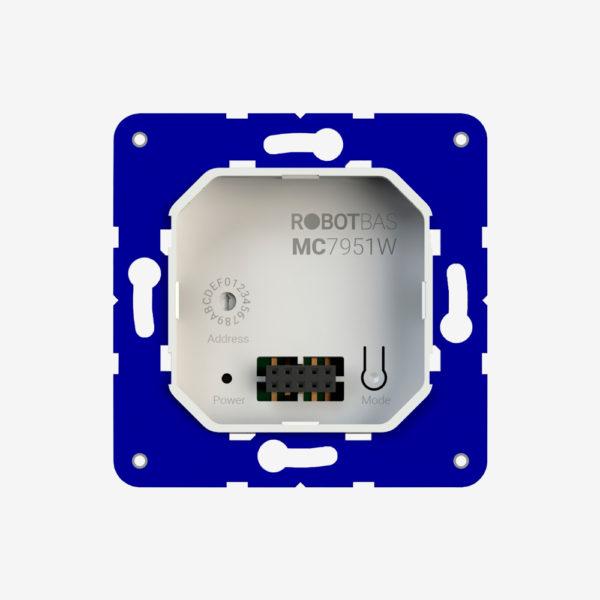Módulo de comunicación marca Robotbas modelo MC7951 JLS W