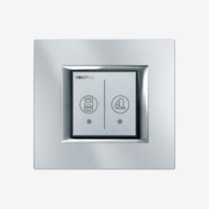Indicador de servicio de habitaciones de 2 funciones marca Robotbas modelo SD7330i HC