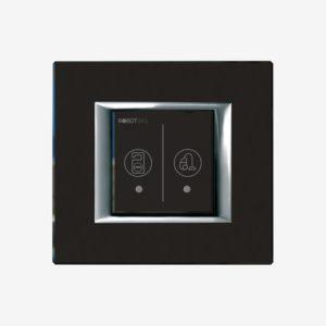 Indicador de servicio de habitaciones de 2 funciones marca Robotbas modelo SD7330i HS