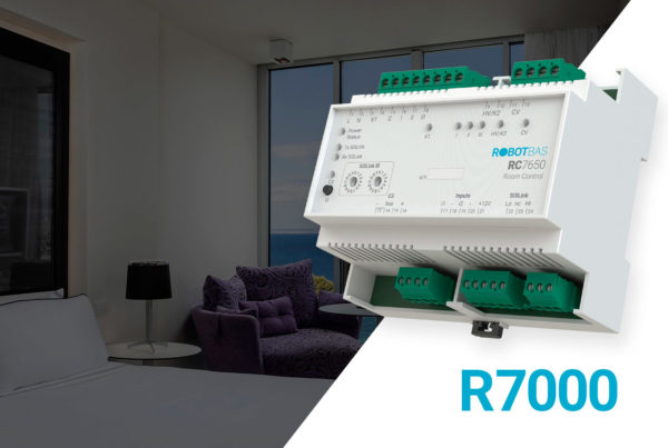 building automation systems with robotbas r7000