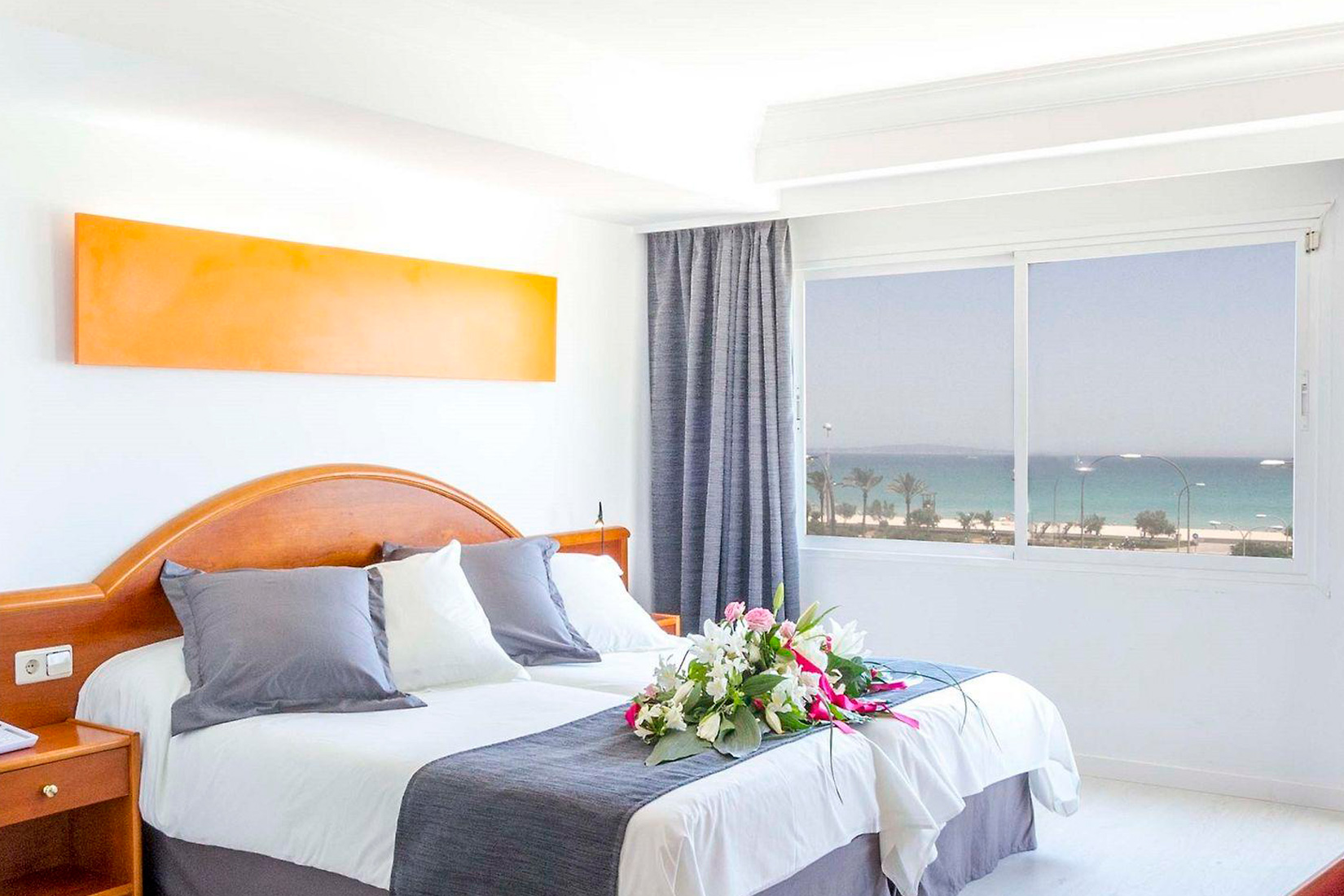 We control the climate of the Hotel Sant Jordi