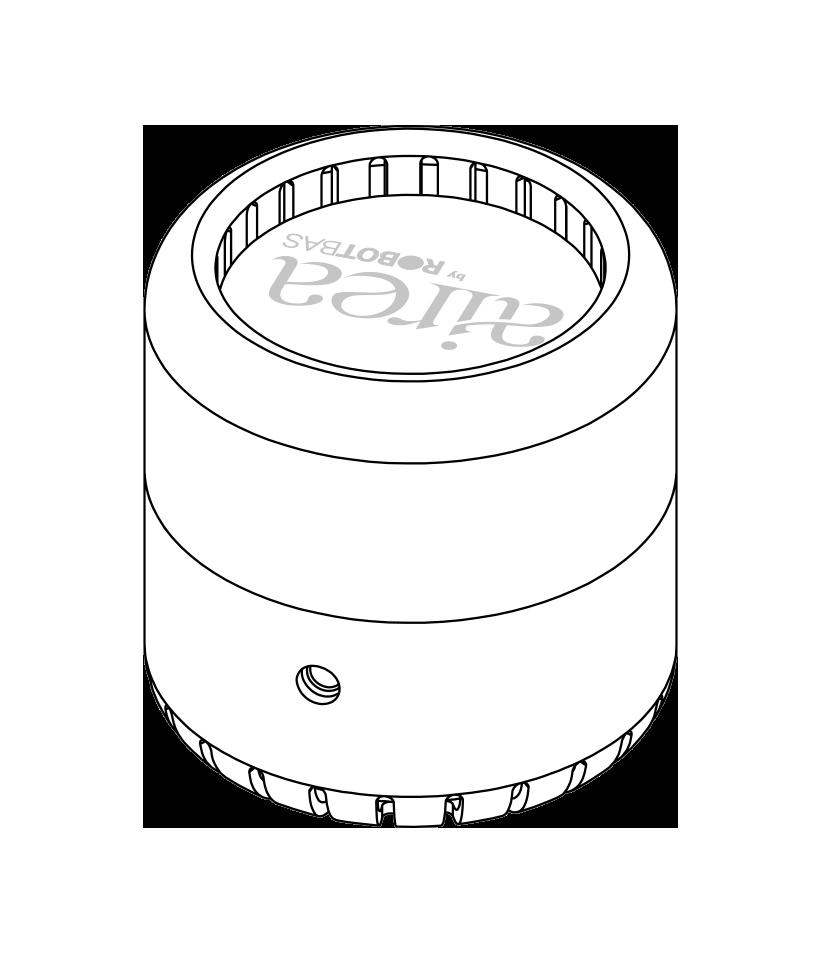 esquema de airea sensor de aire