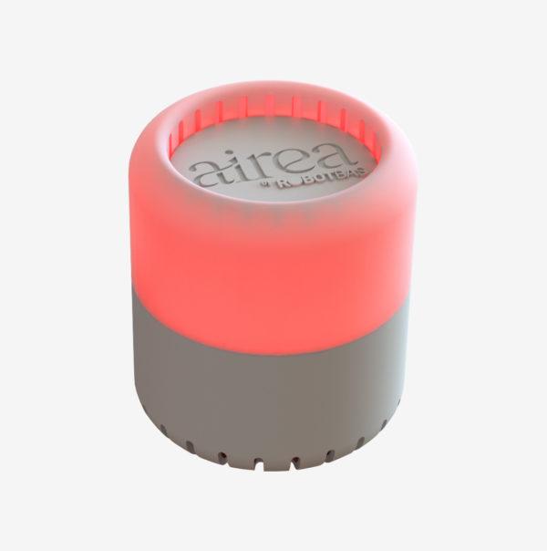 sensor de calidad de aire airea