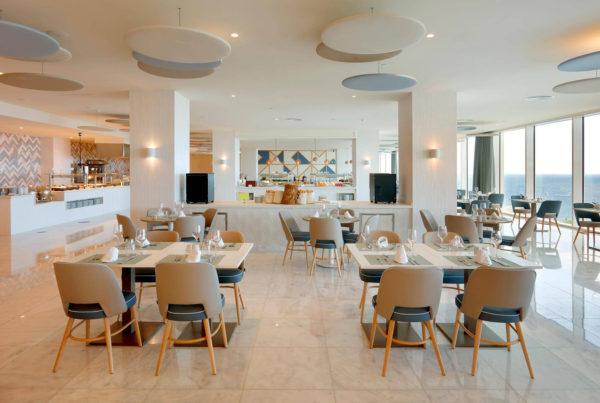 Robotbas automatiza Palladium Hotel Menorca